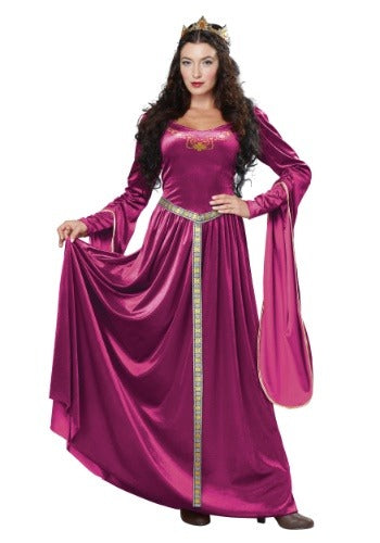 LADY GUINEVERE COSTUME FOR WOMEN