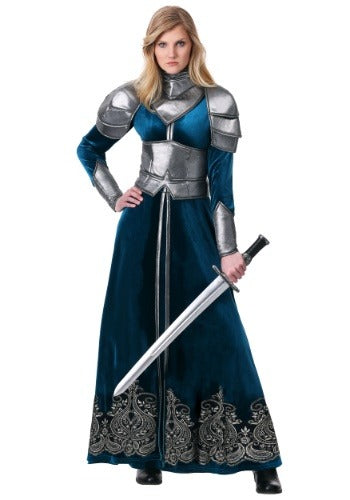 WOMENS MEDIEVAL WARRIOR COSTUME