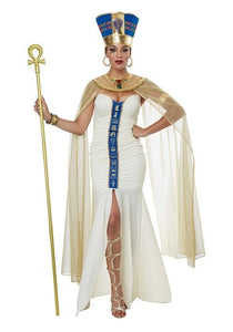 WOMENS QUEEN OF EGYPT COSTUME