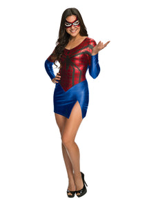 WOMEN'S SPIDERMAN MARVEL COSTUME