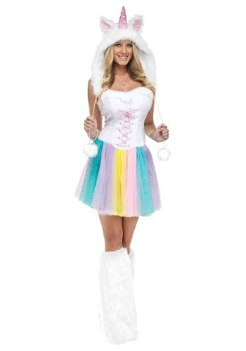 WOMENS UNICORN COSTUME