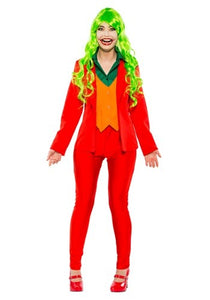 Wicked Prankster Costume For Women