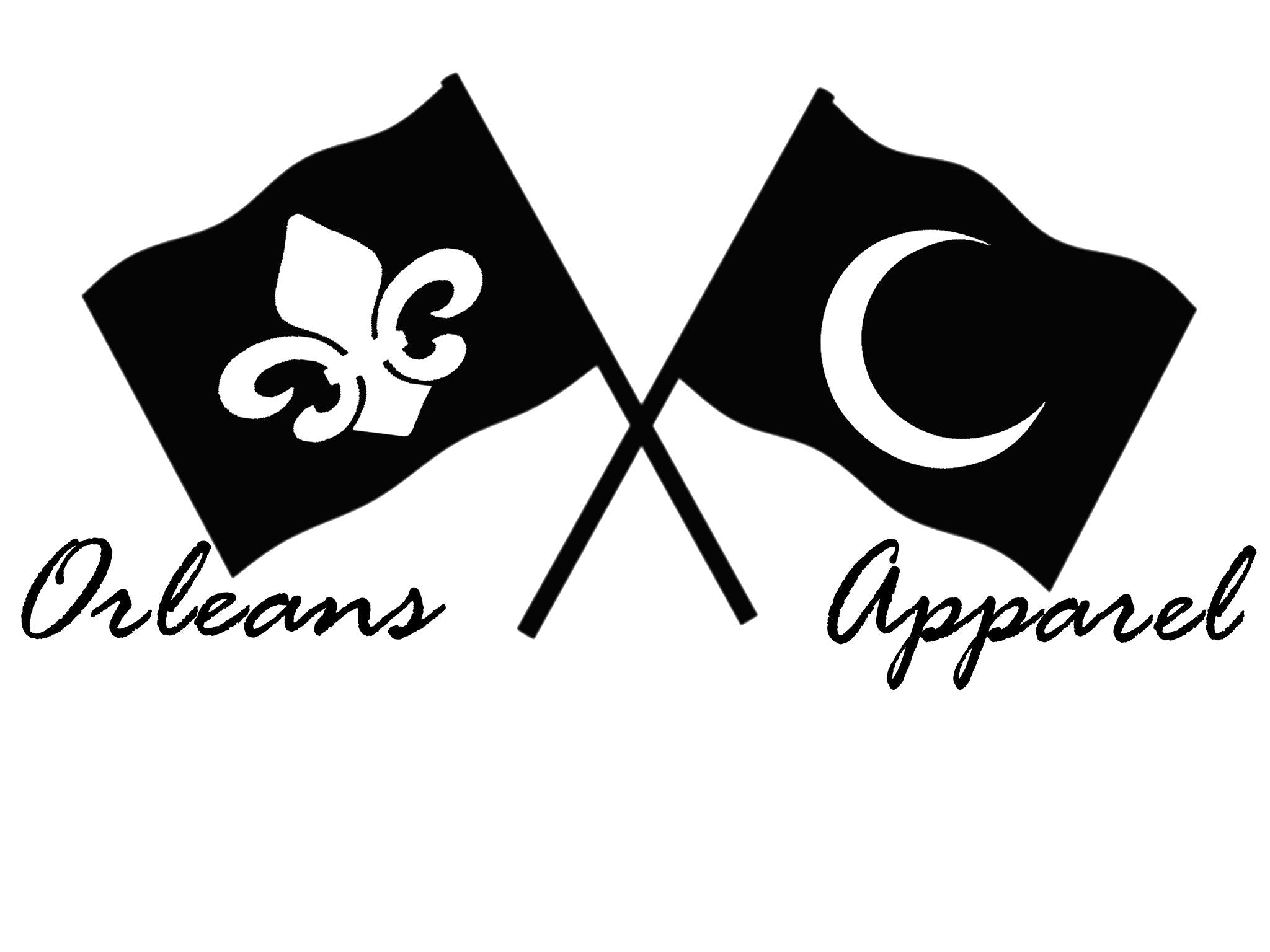 Orleans Apparel Flags
