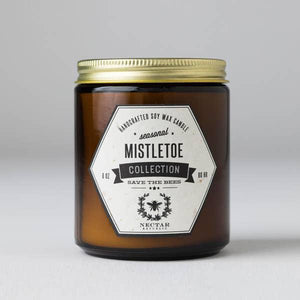 Mistletoe : Jar Candle