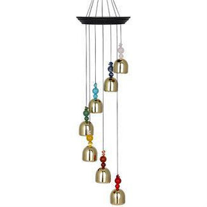 Woodstock Wind Chime Woodstock Chakra Bells
