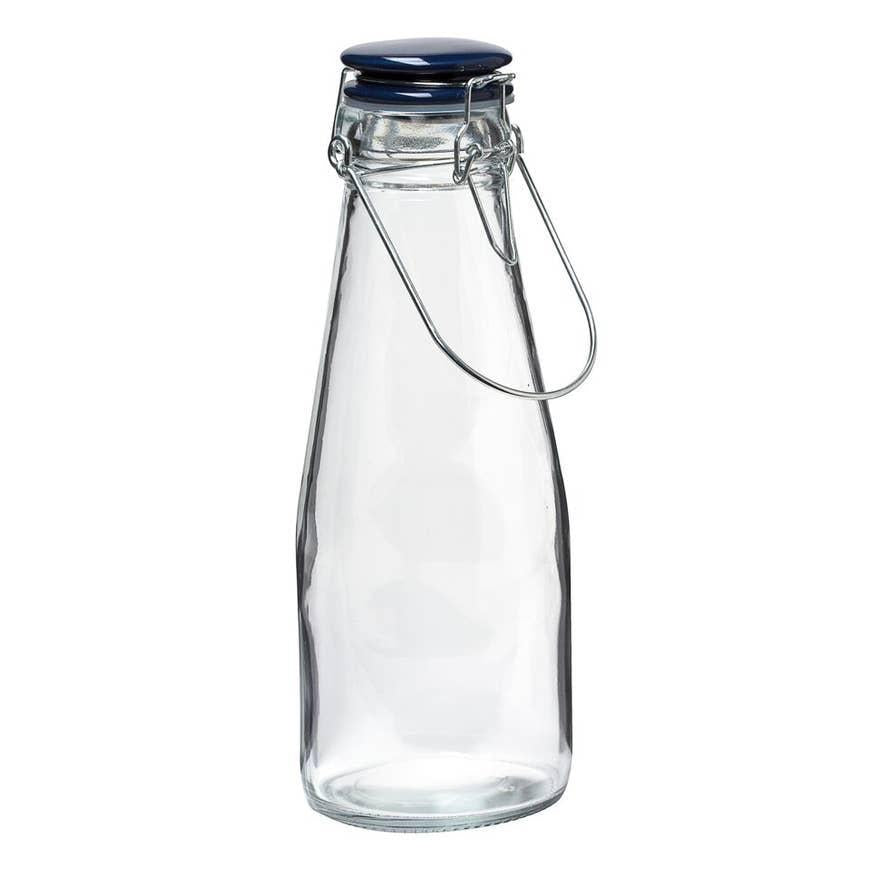 Milk Street Vintage Glass Bottle 25 oz