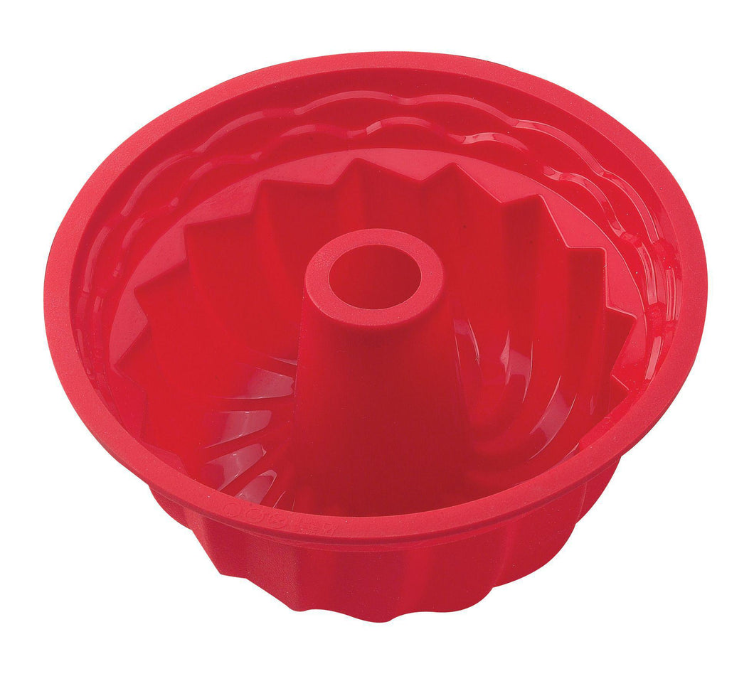 Mrs. Anderson's Baking Silicone Deep Fluted Pan
