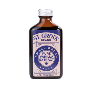 Pure Vanilla Extract Bottle