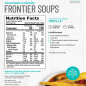 Load image into Gallery viewer, Frontier Soups: South of the Border Tortilla Soup Mix