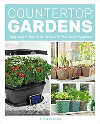Countertop Gardens: Easily Grow Kitchen Edibles Indoors for Year-Round Enjoyment