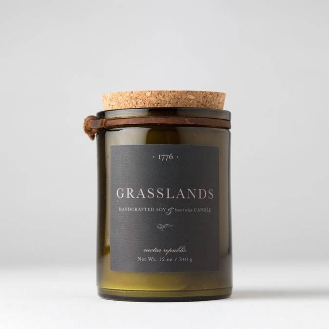 Nectar Republic Grasslands : 1776 Candle