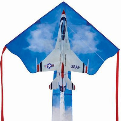 Kite - F-16 Thunderbird Fly-Hi Kite