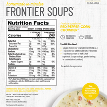 Load image into Gallery viewer, Florida Sunshine Red Pepper Corn Chowder