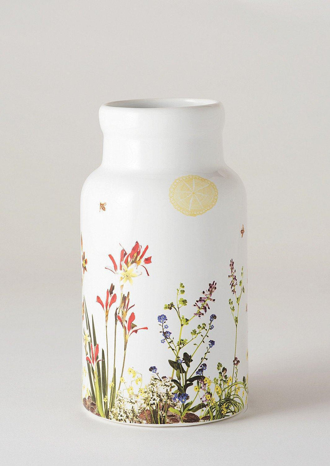 Angus and Celeste: Large Vase Sunny Spring