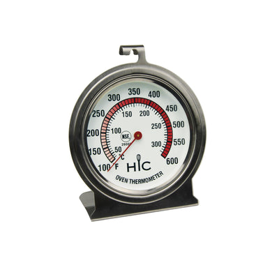HIC Large Face Oven Thermometer