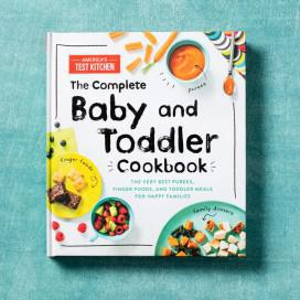 The Complete Baby And Toddler Cookbook
