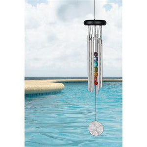 Woodstock Wind Chime Chakra Chime - Seven Stones
