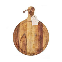 Load image into Gallery viewer, Country Home™ Acacia Wood Artisan Cheese Paddle by Twine