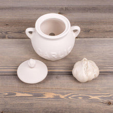 Load image into Gallery viewer, HIC Kitchen Garlic Keeper, Ceramic