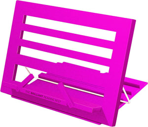 If-Brilliant Reading Rest -Hot Pink