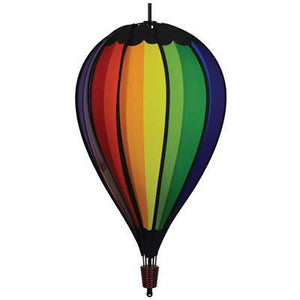 Rainbow Spectrum 10 Panel Hot Air Balloon