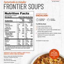Load image into Gallery viewer, Frontier Soups: Arizona Sunset ENCHILADA SOUP MIX