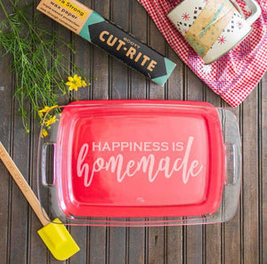 Carver's Ridge Baking Dish - Happiness Is Homemade