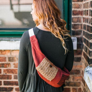 Wisdom Prayer Flag Bag