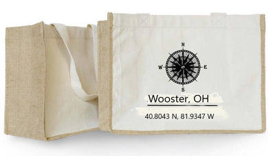 Nautical Themed Tote Bag- Wooster, OH