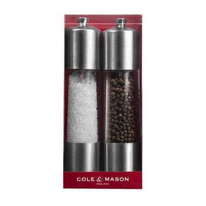 Cole & Mason Everyday Salt & Pepper Mill Set