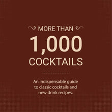 Load image into Gallery viewer, Ultimate Bar Book: The Comprehensive Guide to over 1,000 Cocktails