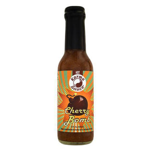 Karma Sauce-Cherry Bomb Hot Sauce