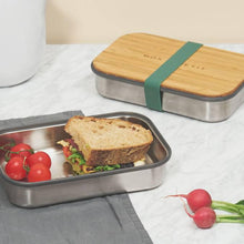 Load image into Gallery viewer, Stainless Steel Sandwich Box