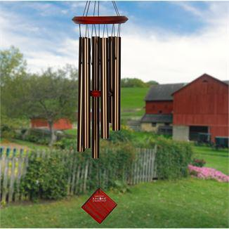 Woodstock Wind Chime Encore Chimes of Pluto - Bronze