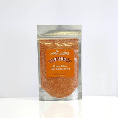 S.A.L.T. Sisters Honey Glaze Rub & Seasoning
