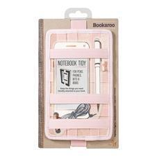 BOOKAROO NOTEBOOK TIDY-Rose Gold