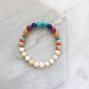 Skinny Mexican Summer Aromatherapy Diffusing Bracelet