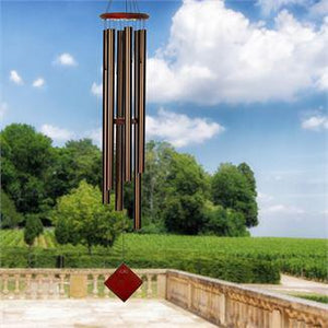 Woodstock Wind Chime Encore Chimes of Neptune - Bronze