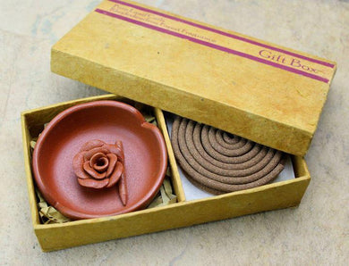 Rhododendron Forest Incense Gift Box