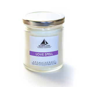 Maryland Candle Co. Aromatherapy - Love spell 7oz