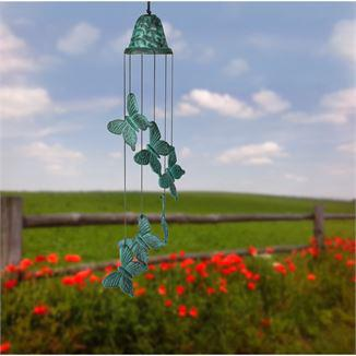 Woodstock Wind Chime Habitats - Butterfly Chime