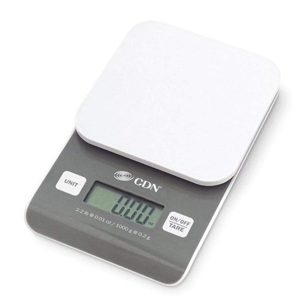 CDN Digital Precision Scale 2.2 lbs
