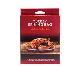HIC Kitchen Turkey Brining Bag
