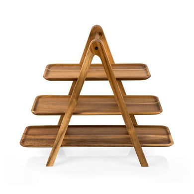 Picnic Time Serving Ladder - Acacia
