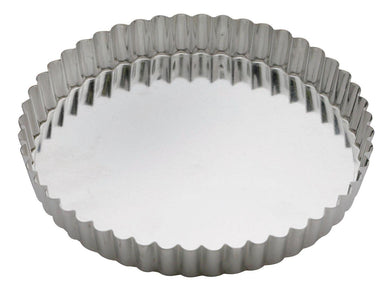 Gobel Quiche Pan Pan with Removable Bottom, 8in