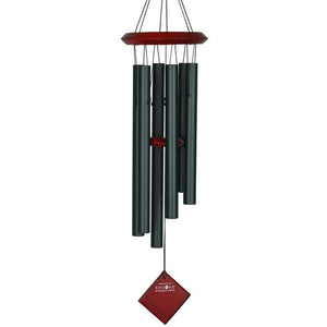 Woodstock Wind Chime Encore Chimes of Pluto - Evergreen
