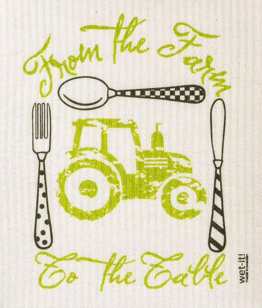 Wet-It! Farm to Table Swedish Cloth