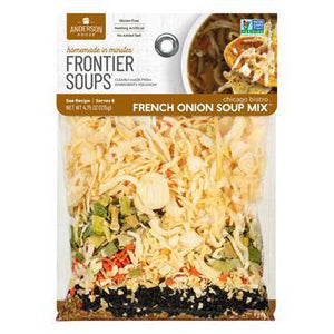 Frontier Soups: Chicago Bistro FRENCH ONION SOUP MIX