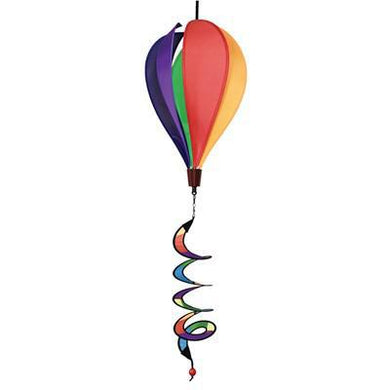 Rainbow Panel Hot Air Balloon