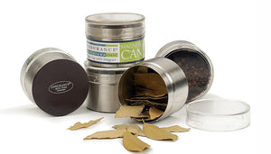 ENDURANCE® MAGNETIC CLEAR-TOP CANS